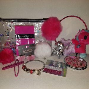 Pink Glam Cute Box! 15+ items incl. Prada Candy!